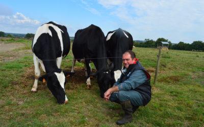 Faites un don pour soutenir les éleveurs Bleu-Blanc-Coeur dans leurs changements de pratiques !