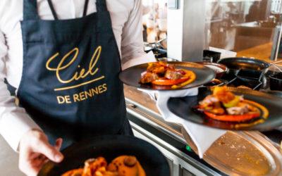 Interview de Jean-Marie Baudic, chef du restaurant Le Ciel de Rennes