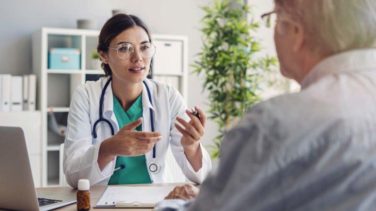 Les professionnels de la santé
