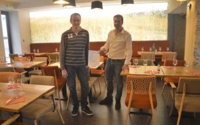 « Les rencontres qui changent le monde » : Les fermiers du Bas Rouergue et le chef du restaurant Le Glacier