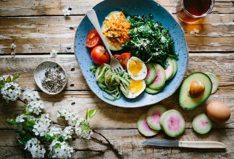 légumes repas