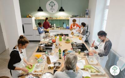 La «MiamNutrition Académie», une école nantaise de cuisine-santé