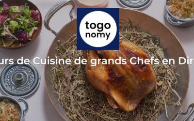 Un cours de cuisine Bleu-Blanc-Coeur pour enfants à gagner avec Togonomy