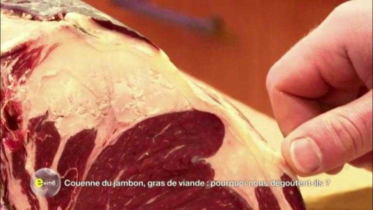 gras de la viande