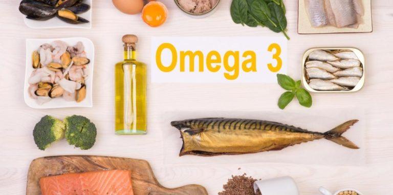 oméga 3 infographie