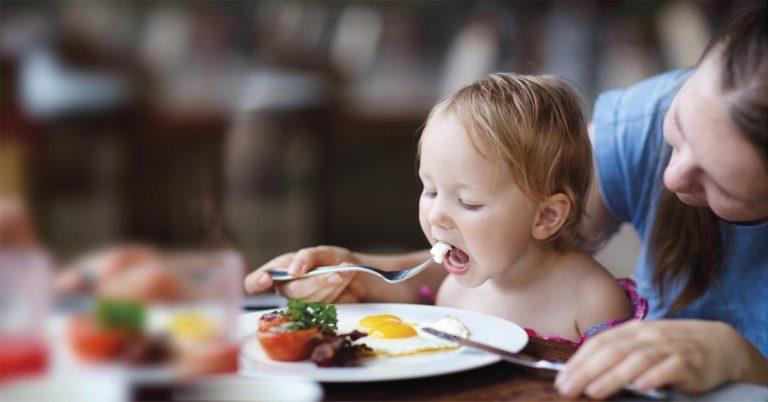 repas enfant