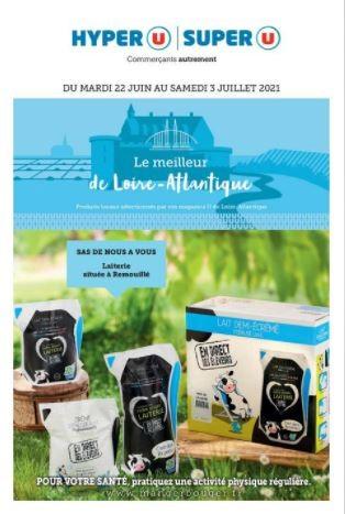Magasins U des Pays de Loire