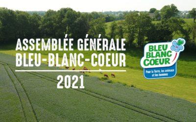 Assemblée Générale Bleu-Blanc-Coeur – Rapport 2021
