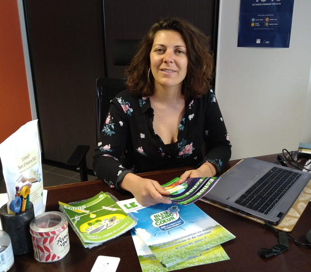 Laetitia Dupont, Diététicienne-Nutritionniste Comportementaliste