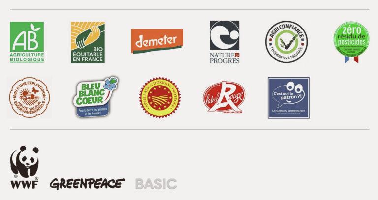 Labels et démarche de qualité header