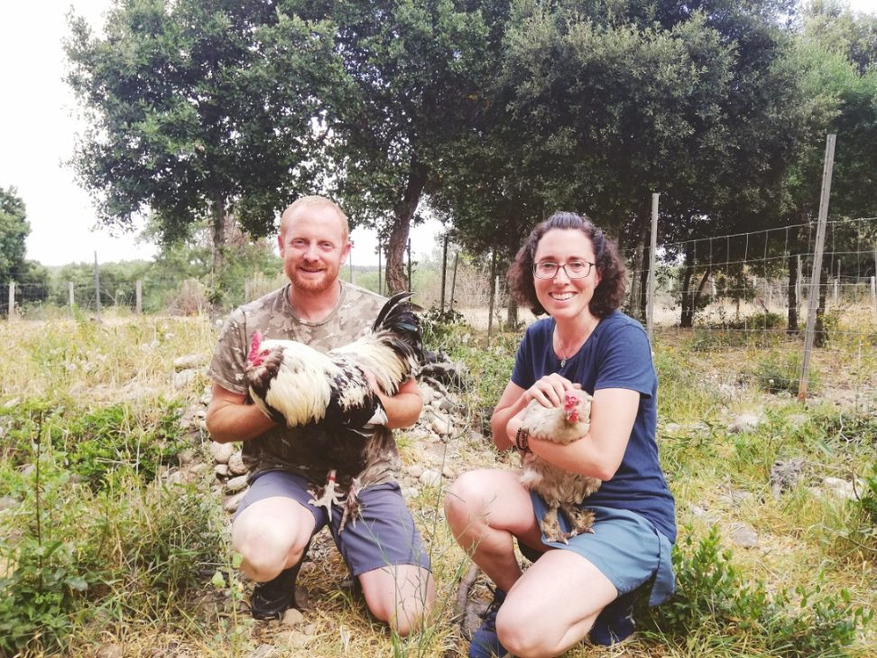 Sandrine et Mathieu Zereni, Gaec de Pratello