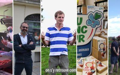 Le réseau Bleu-Blanc-Cœur en action, même l'été !