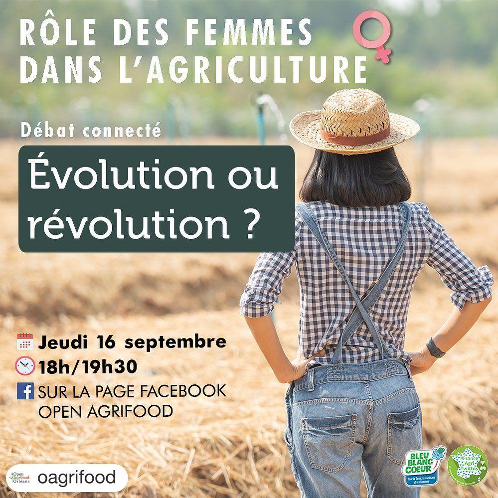 Open Agri Food rôle des femmes